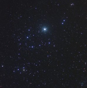 Alpha Persei Moving Cluster