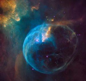Bubble Nebula (NGC 7635)